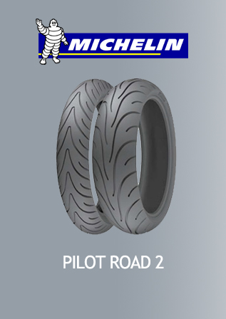 003500 gomma michelin 160/60r 17 pilot road2 tl 69 w