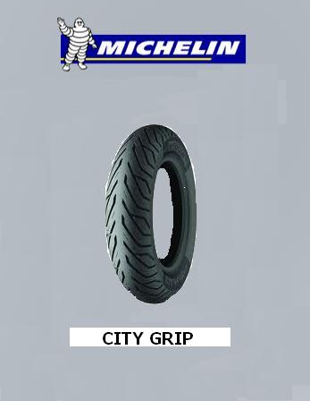 002954 gomma michelin 100/90-14 city grip tl 57 p